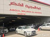 انفينتي Q 50 ديزل خليجي 2016 ب 93500بطاقه لدي معرض عبدالمجيد الخضر الرياض الشفاء