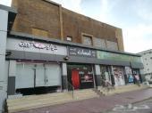 عمارة للاستثمار شارع الستين شهارمحلاتها مأجره