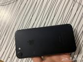 ايفون 7 اسود مطفي 32جيجا للبيع