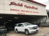 تاهو LS دبل قصير 2019 ب (156.000) بطاقه لدي معرض عبدالمجيد الخضر الرياض الشفاء