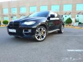 BMW x6 فل كامل 2013 بدي وكالة