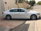 سيارة للبيع حاله ممتازة BMW 740Li 2016