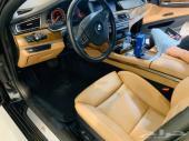 بي ام دبليو BMW 740 موديل 2012