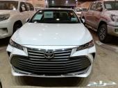 تويوتا افالون تورينج 2019 سعودي 138000 شامل
