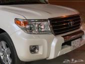 لاندكروزر GXR 2014 فل كامل 8 سلندر سعودي