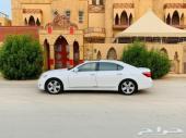 للبيع لكزس 460  LS فل كامل لؤلؤي سعودي لارج