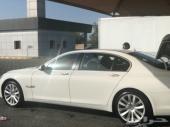 BMW 730  2012 الجبيل الصناعية