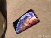 ايفون اكس اس ماكس XS  Max 256 جيجا اللون ذهبي