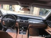 BMW 2010 حجم 740