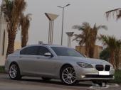 BMW 730IL 2012 وارد ناغي نظيفة جدا