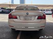 للبيع BMW 740Li 2015 مستخدم واحد ممشى 47000كم