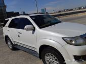 Toyota Fortuner 2014 automatic