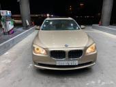 BMW 740 موديل 2010