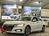 هوندا اكورد EX فل بدون ردار 2018 سعودي 106500