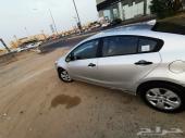 سيارة كيا سيراتو نظيفة للبيع