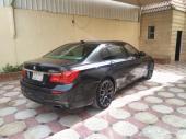 للبيع  bmw 750 2011