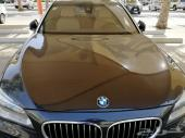 BMW 740 li (16k odometer)