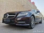مرسيدس Cls 500 سعودي 2012 فل كامل