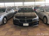 BMW 730LI 2017  ممشى قليل