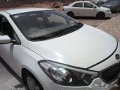 بيع سيارة كيا سيراتو 2014 نظيفة ب22ألف