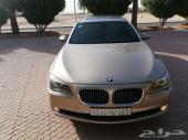 BMW 2012  . فل كامل 730