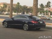 مرسيدس بنز كوبيه للبيع E350 2014 mercedes