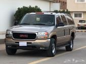 GMC سوبربان موديل 2001 سعودي