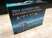 كاميرا وجهاز DVR
