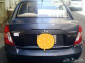 سيارة هونداي اكسنت 2010 غير عادي نظيفة