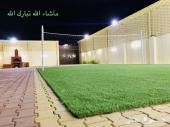استراحة بملعب صابوني للايجار 700 ريال