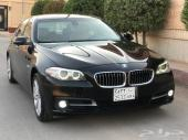 بي ام دبليو BMW 520 فل كامل بحاله ممتازه 2015