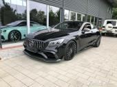 مرسيدس بنز Mercedes-Benz S 63 AMG كوبيه