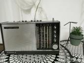 راديو الماني قديم مميز ترانزيستور وشغال