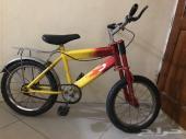 دراجة هوائية مقاس 16