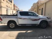 هايلكس 2017 دبل سعودي