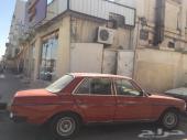 مرسدس قديمه موديل 1983