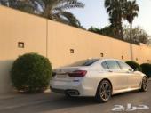 للبيع BMW أبيض 730 شبه جديد