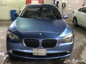 للبيع BMW م 2009 مقاس 750 لون مميز