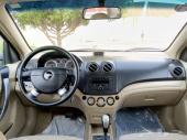 Chevrolet Aveo 2016 automatic