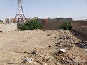 ارض في مدينة جدة بحي العليا