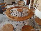 طاولات وكراسي كوفي شوب