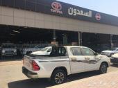 هايلوكس غمارتين جنوط GLX2 سعودي 2020 بنزين