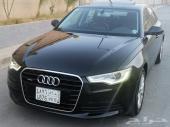أودي A6 سعودي 2013