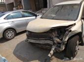 سيارة هوندا crv مصدومةموديل 2007 تحتاج سمكرة