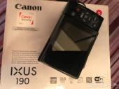 كاميرا كانون IXUS 190.canon
