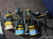 مكاين صيد سمك penn 950 ssm بحالة جيده جدا