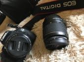 كاميرة كانون 600D
