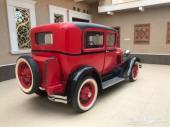 سيارة فورد ( تراثية ) لصحاب المتاحف لاتعمل .