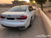 للبيع BMW 730 نظيف أبيض