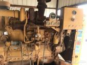 مكينة ماء نوع كتربلر  236 حصان للبيع